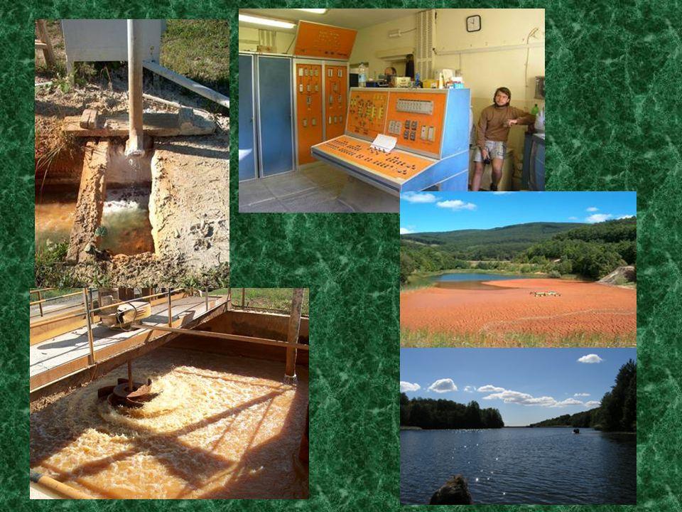 2004. 09. 10. péntek Ismertető az Altáró vizének kezeléséről Fúrt kutak szivattyúzása, visszatöltődés mérése