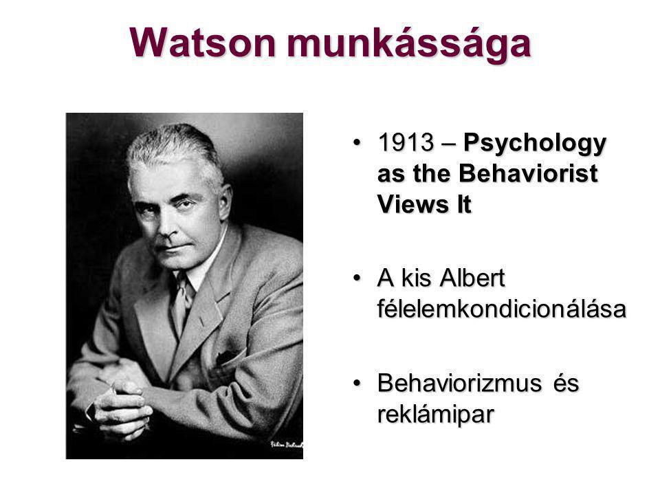 Pszichoanalitikus tantételek Mindennapi élet pszichopatológiája (1901) pszichológiai determinizmus nyelvbotlások (freudian slip), elírások, elfelejtések libidó –életösztön (Eros) –halálösztön (Thanatos)