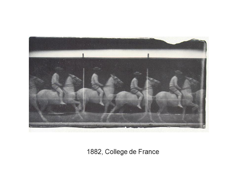 1882, College de France