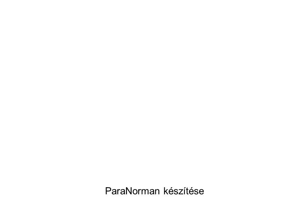ParaNorman készítése