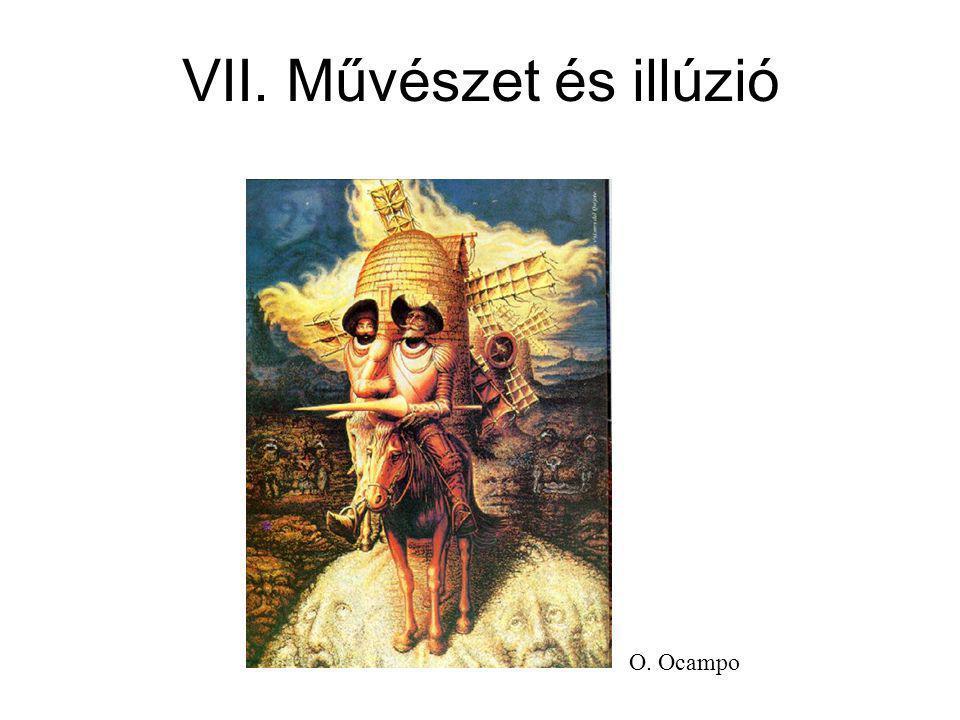 O. Ocampo VII. Művészet és illúzió
