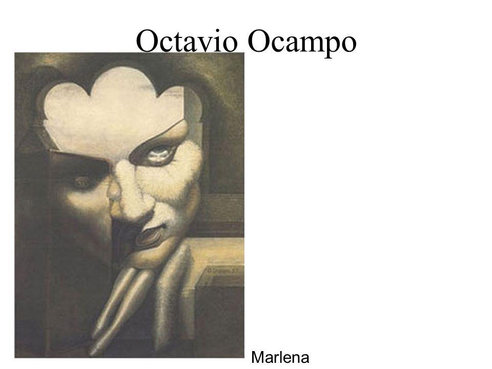 Marlena Octavio Ocampo