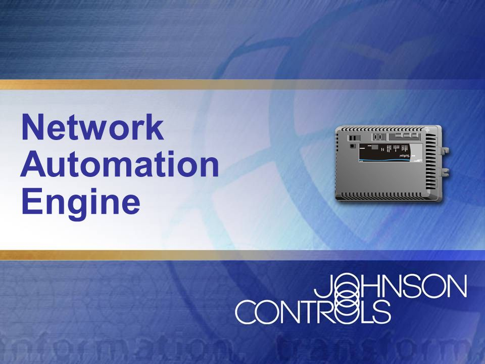 Network Automation Engine