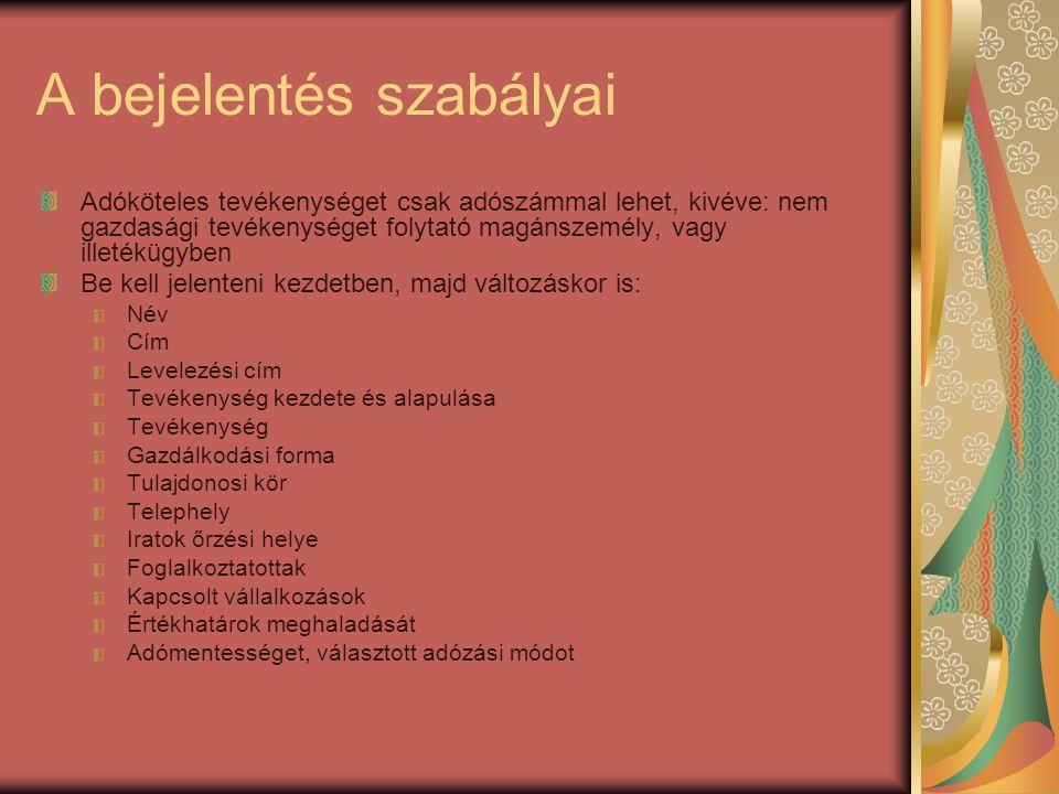 Adótitok és adatszolgáltatás 2012.
