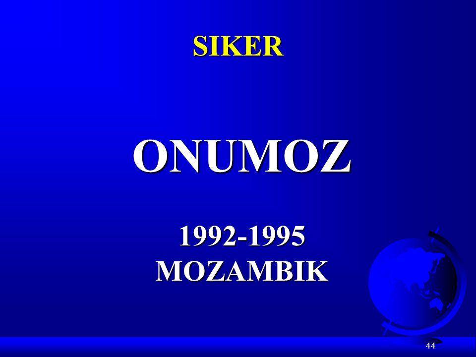 44 SIKER ONUMOZ1992-1995MOZAMBIK