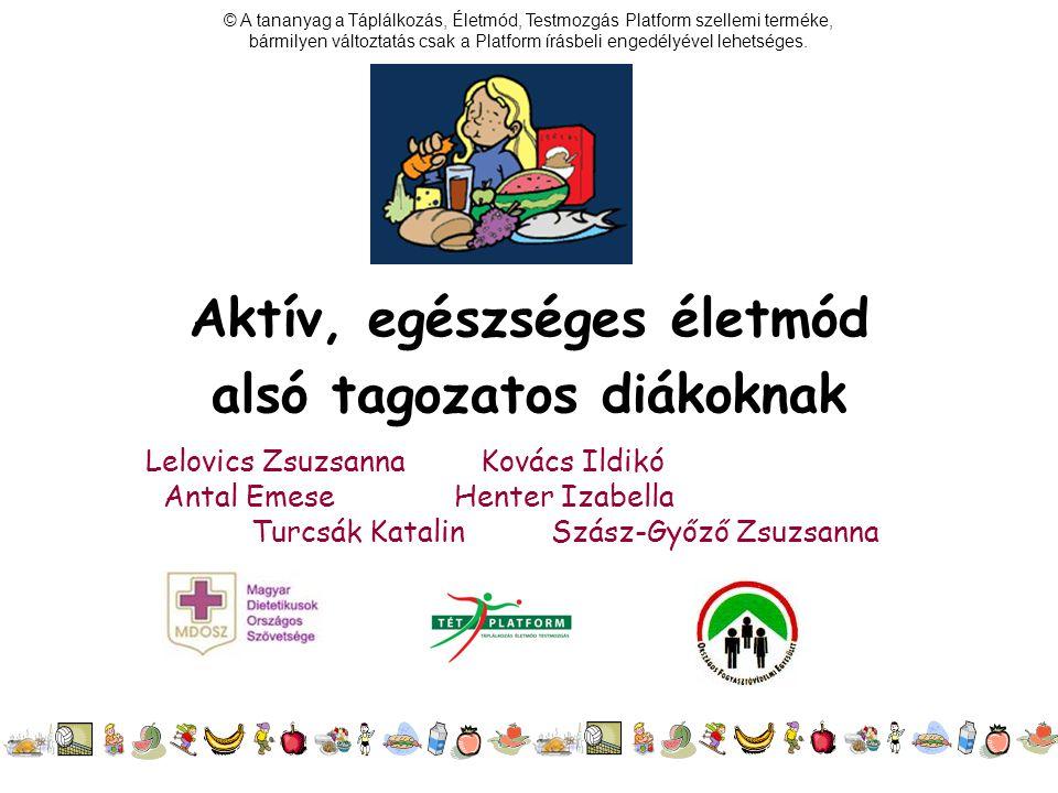 2 Magyar Dietetikusok Országos Szövetsége Az egészség Mi az egészség.