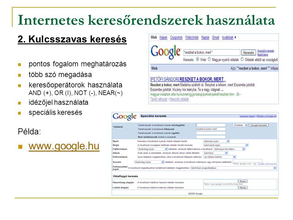 Irodalom Magyar Elektronikus Könyvtár www.mek.oszk.hu kötelező olvasmányok teljes szövege több, mint 5000 digitális könyvével a legnagyobb szép- és szakirodalmi gyűjtemény magyar nyelven az interneten csak magyar nyelvű vagy magyar, ill.