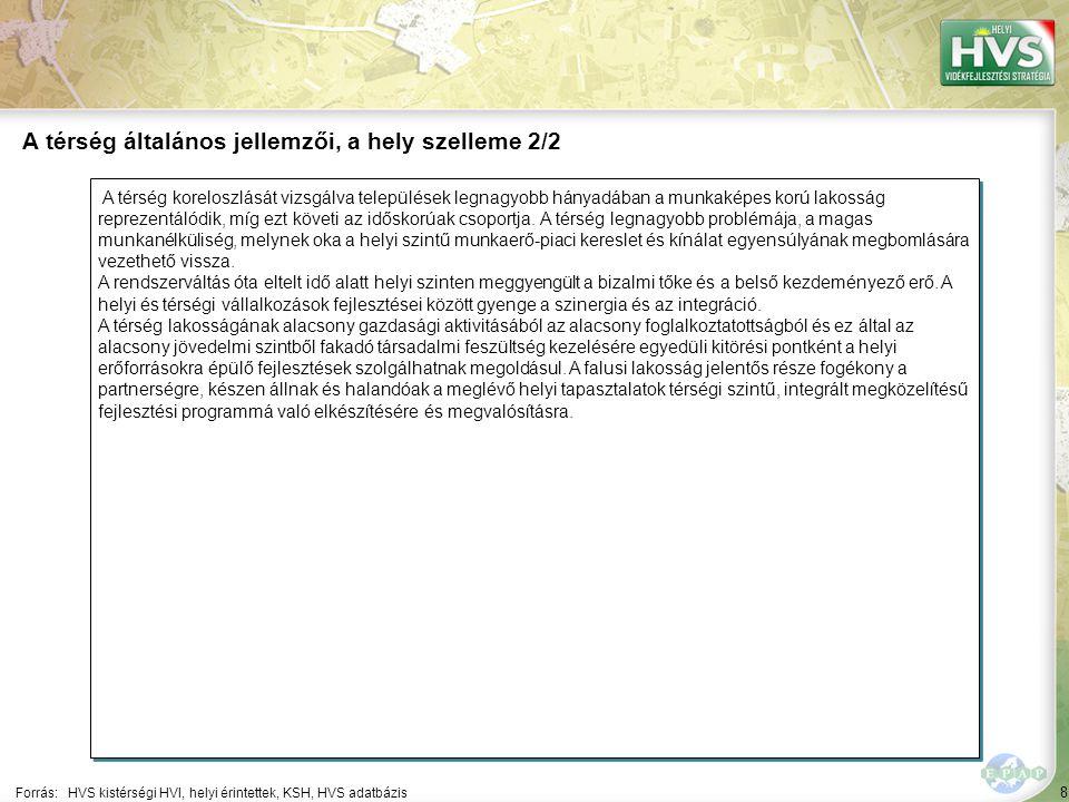 """79 A 10 legfontosabb gazdaságfejlesztési probléma/lehetőség 4/5 Probléma/Lehetőség 7 Szektor Forrás:HVS kistérségi HVI, helyi érintettek, HVS adatbázis Kapcsolódó fejlesztési intézkedés 8 ▪"""" A 10 legfontosabb gazdaságfejlesztési problémából/lehetőségből a legtöbb – db – a(z) szektorhoz kapcsolódik"""