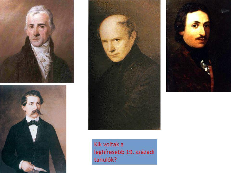 Kik voltak a leghíresebb 19. századi tanulók?
