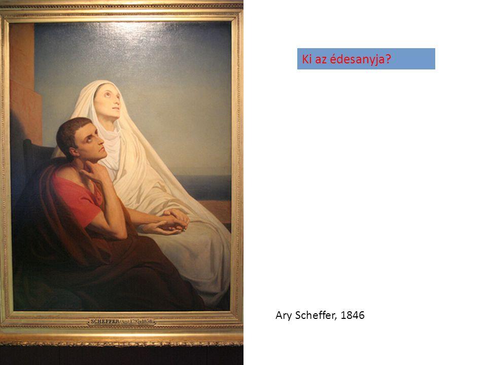 Ary Scheffer, 1846 Ki az édesanyja?