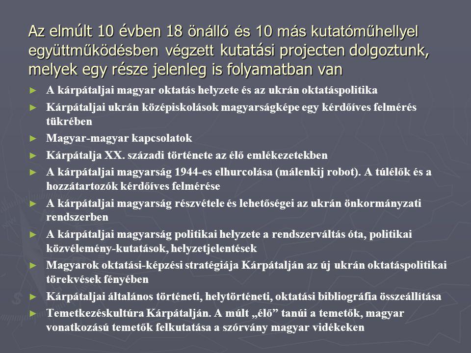 Magyar síremlékek nyomában Vereckétől Szolyváig.