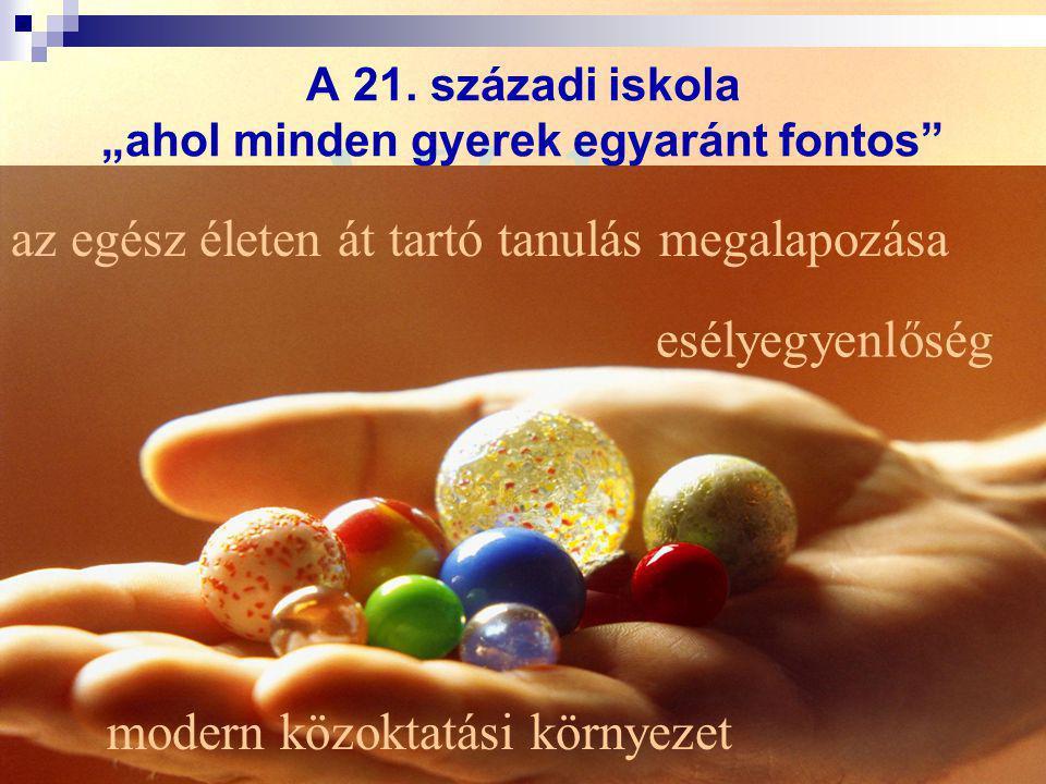 """A suliNova Kht és a TIOK-ok együttműködése 2005 - 2007 dr. Pála Károly A 21. századi iskola """"ahol minden gyerek egyaránt fontos"""" az egész életen át ta"""