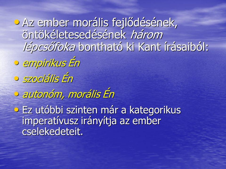 """""""Áthallások (recepciók?): """"Áthallások (recepciók?): Pestalozzi: Pestalozzi: –Naturstand (természetes állapot) –Gesellschaftlicher Zustand (társadalmi állapot) –Sittlicher Zustand (erkölcsi állapot) Schneller: Schneller: –empirikus Éniség –történeti Éniség –tiszta Éniség"""