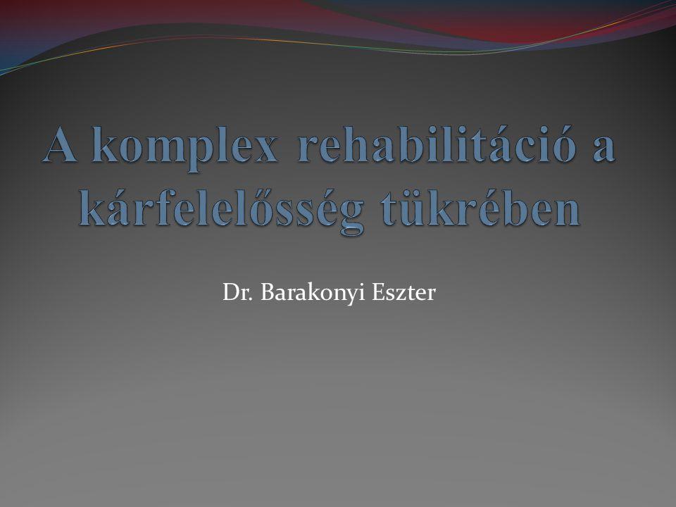 Dr. Barakonyi Eszter