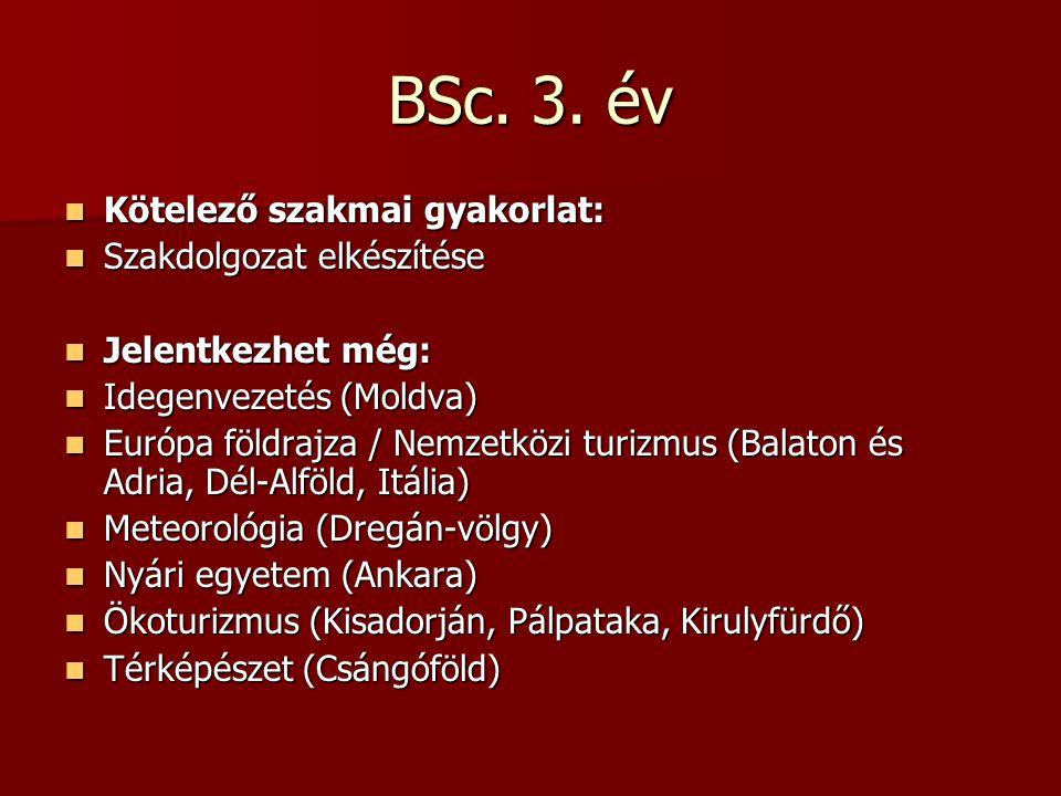 BSc. 3.