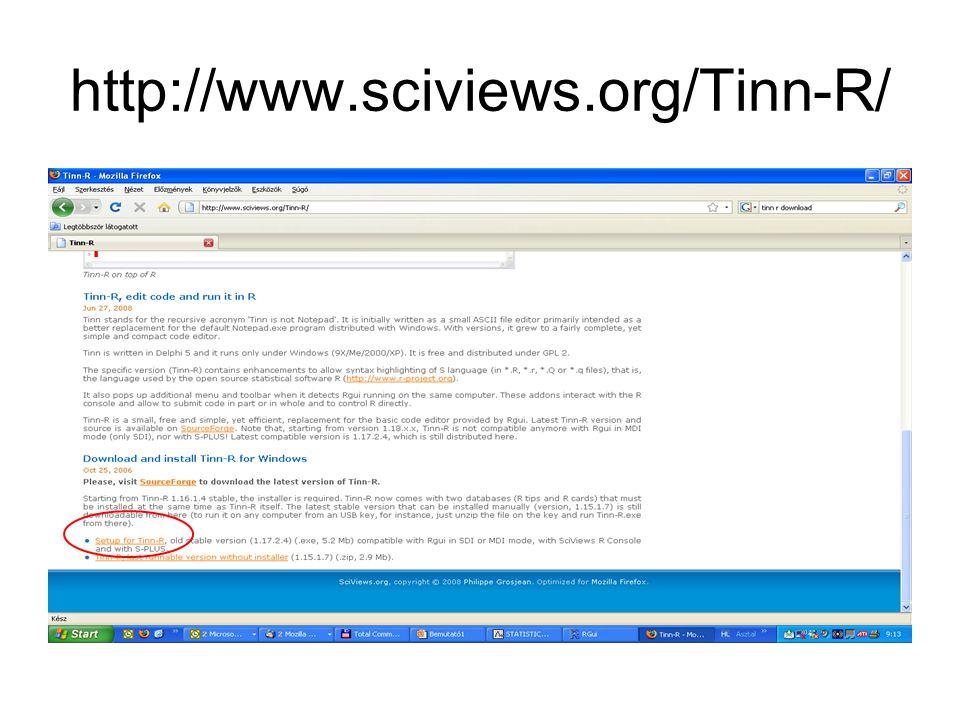 http://www.sciviews.org/Tinn-R/