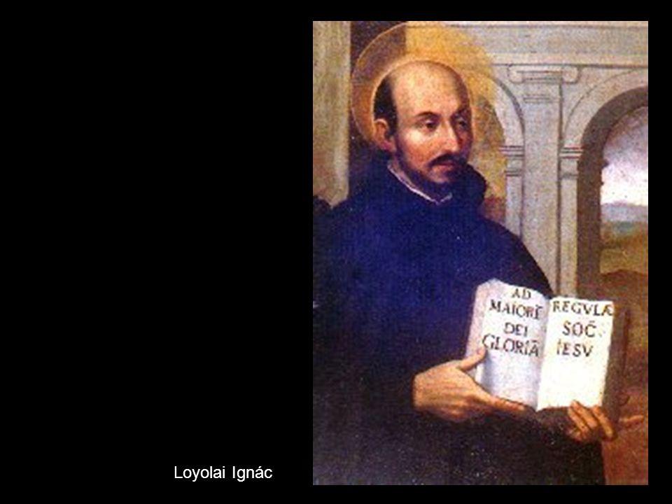 Loyolai Ignác