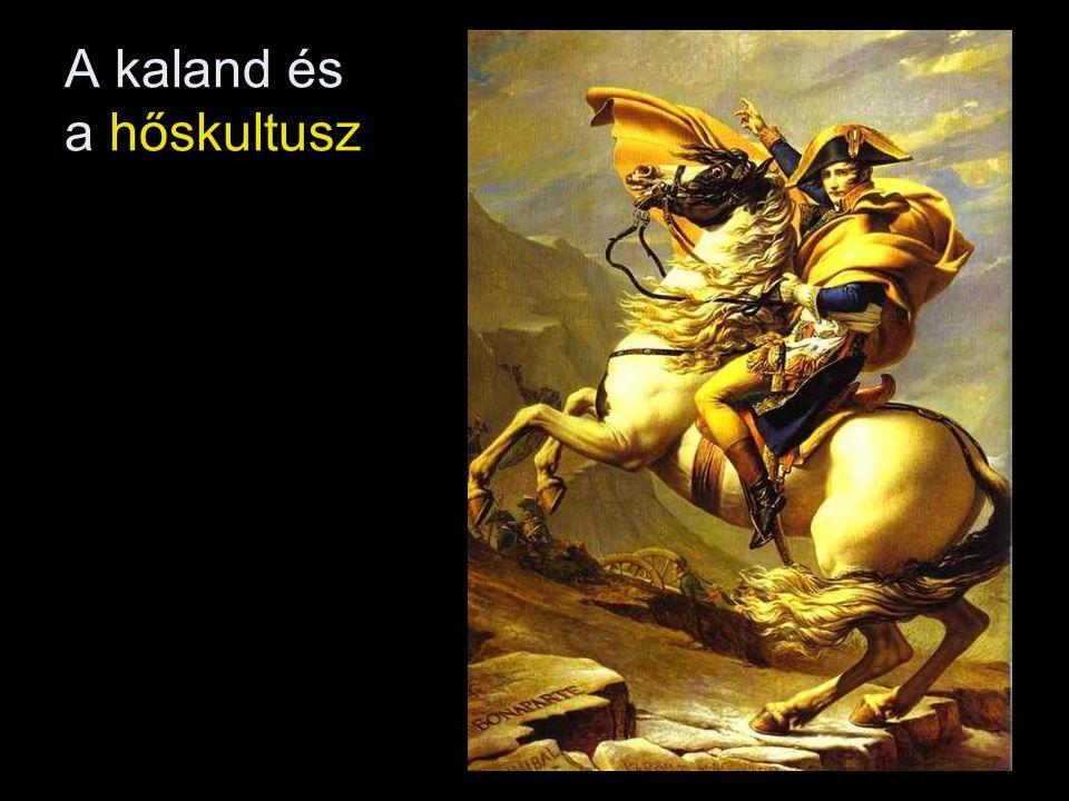 """""""Vissza a természetbe mítosz (Rousseau)"""