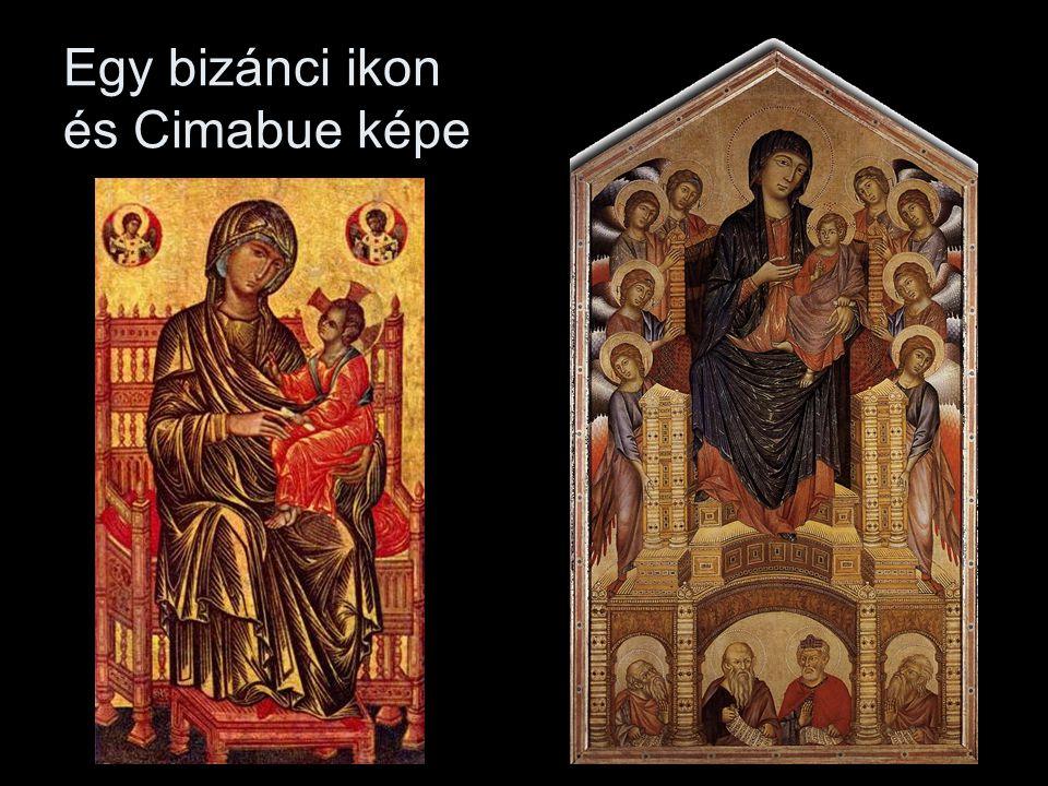 M. S. Mester: A selmecbányai oltár táblái, 16. sz. eleje Mária és Erzsébet találkozása