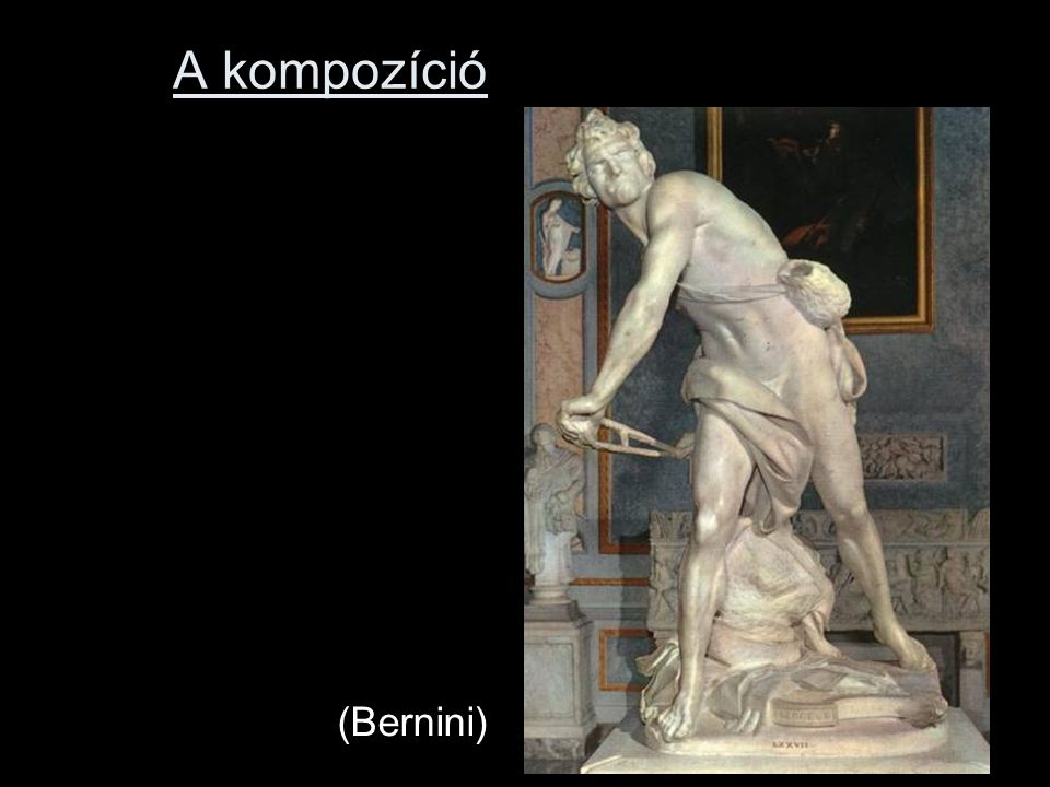 (Bernini) A kompozíció