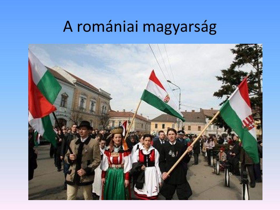 A romániai magyarság