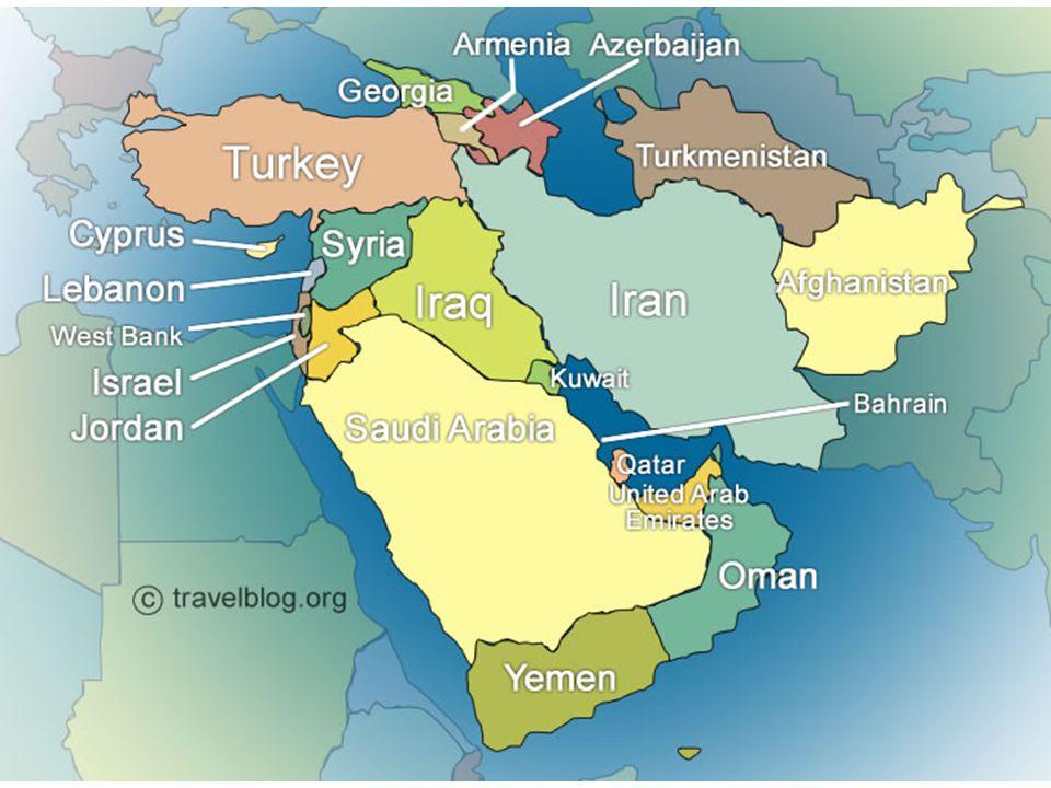  kurd –török, szír-török konfliktus  az Eufrátesz forrásvidékének és vízgyűjtőjének ellenőrzése  izraeli-palesztin-szír-jordániai konfliktus  a Jordán folyó vizének felhasználása és vízgyűjtőjének ellenőrzése  libanoni-ciprusi-szír-izraeli konfliktus  földgáz (és kőolaj) a Földközi-tenger selfterületein