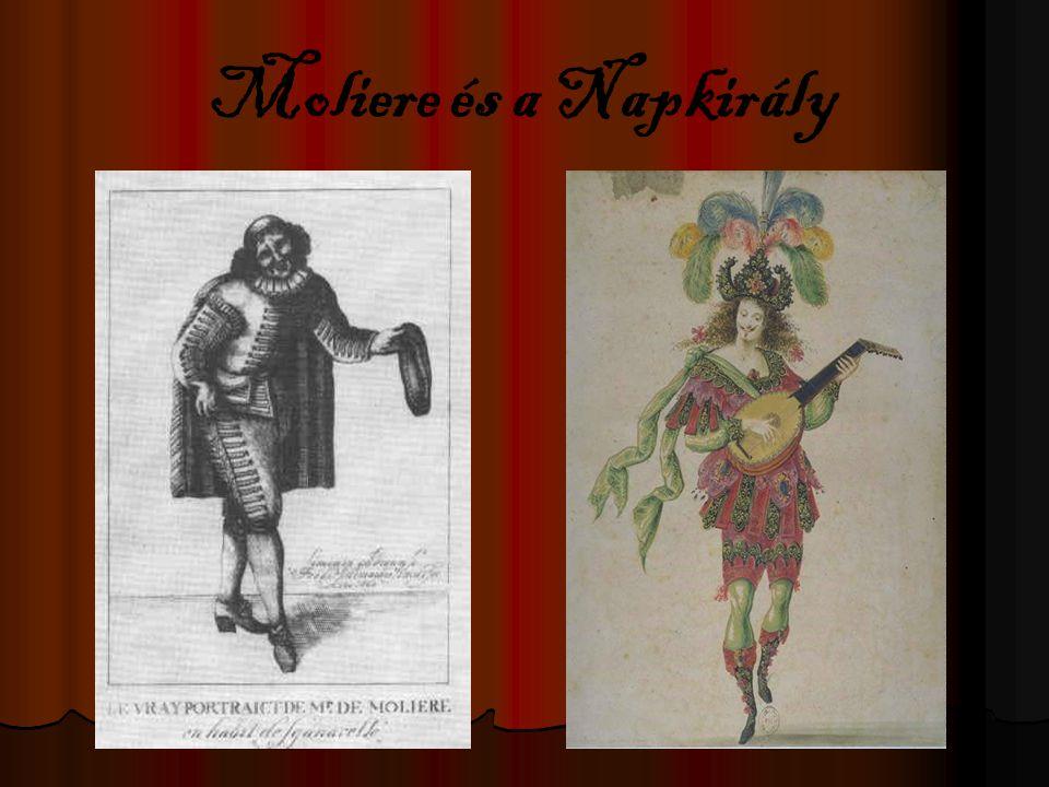Moliere és a Napkirály