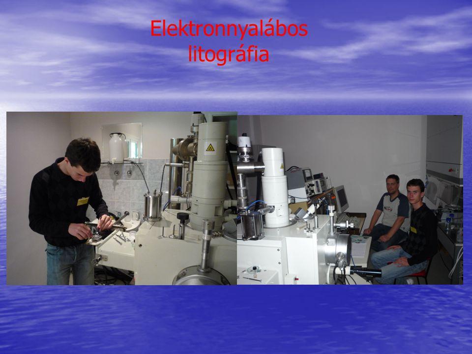 Elektronnyalábos litográfia