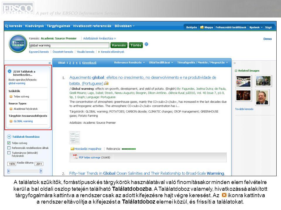 A cikk előnézetéhez helyezze az egeret a cikk melletti nagyító ikonra.