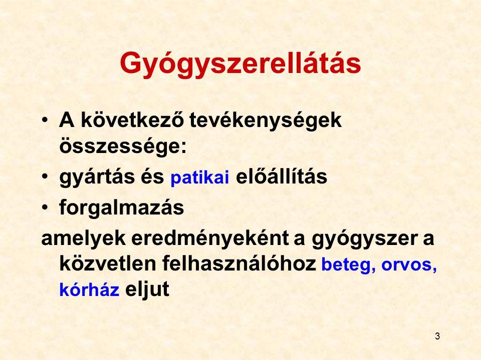 24 Gyógyszertár vezetésére jogosult gyógyszerész magyar egyetemen gyógyszerészi diplomát szerzett külföldi gyógyszerészi diplomáját - honosították - egyenértékűnek elismerték és szerepel a gyógyszerészek működési nyilvántartásában külföldi állampolgár igazolta jártasságát a magyar nyelvben A közforgalmú gyógyszertárat személyi jogos gyógyszerész vezetheti!
