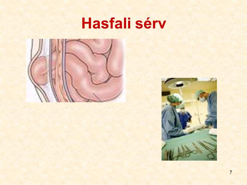 7 Hasfali sérv