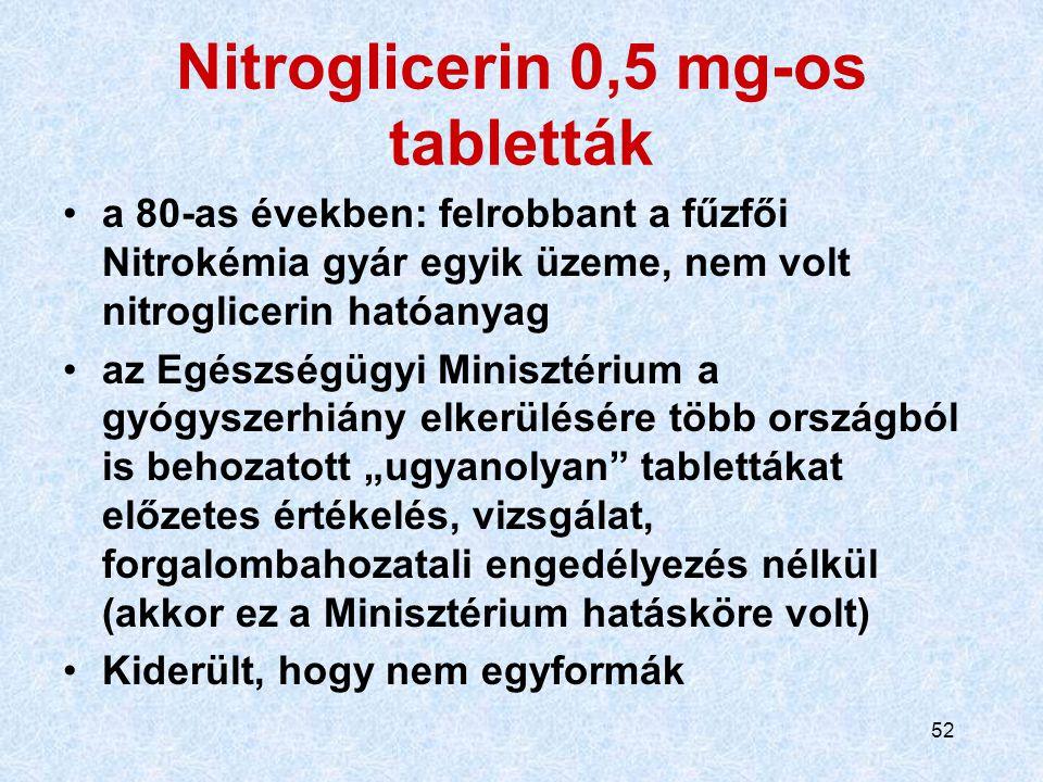 51 angina pectoris és nitroglicerin…