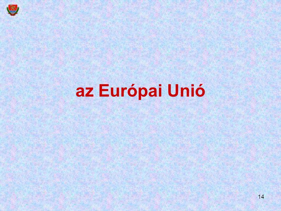 14 az Európai Unió