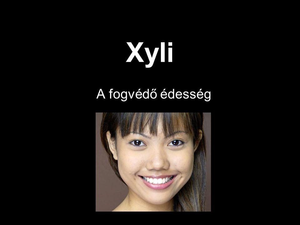 Xyli A fogvédő édesség