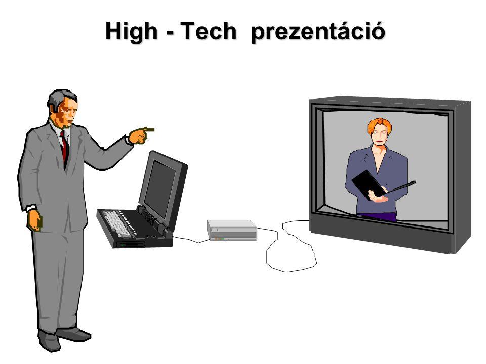 High - Tech prezentáció