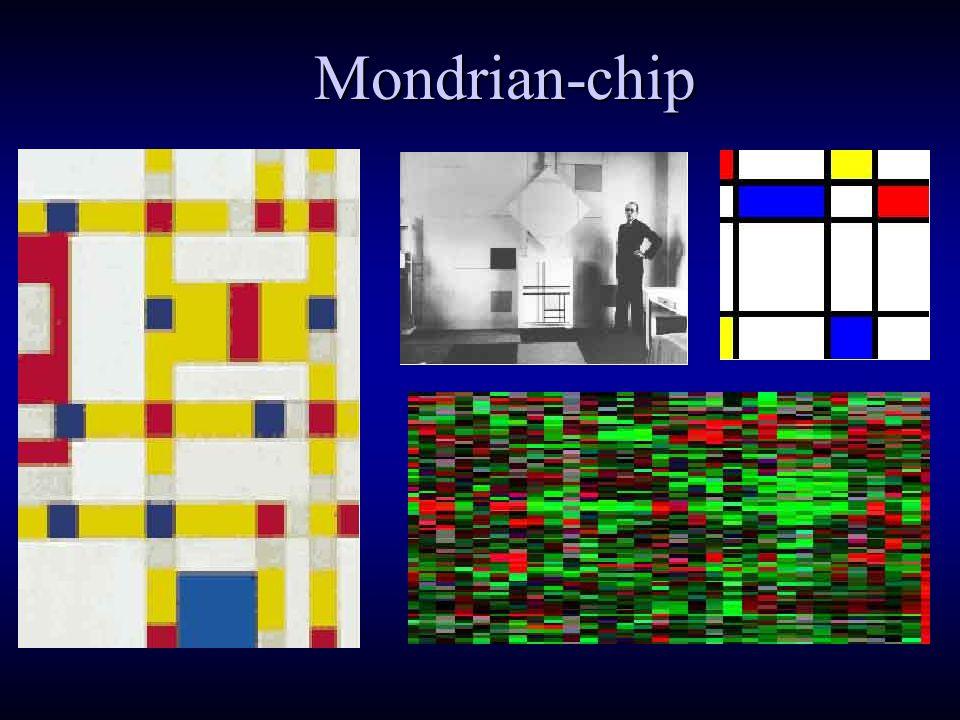 Mondrian-chip