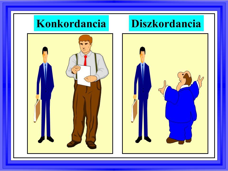 +  A B C D X Y Konkordancia és diszkordancia