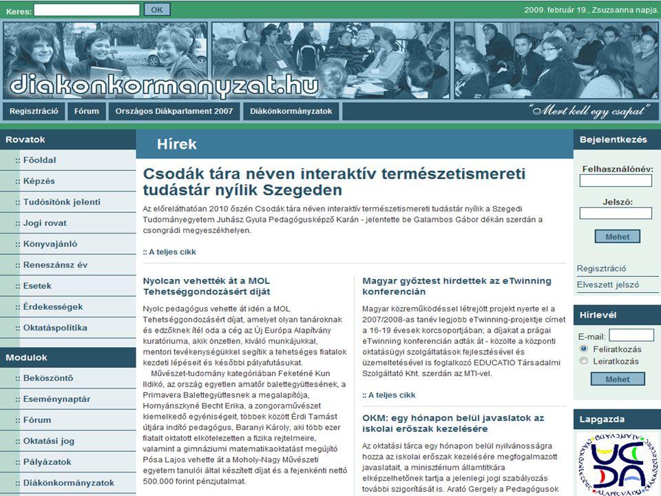2014. 09. 17. Diákközéletért Alapítvány www.diakjog.hu 3
