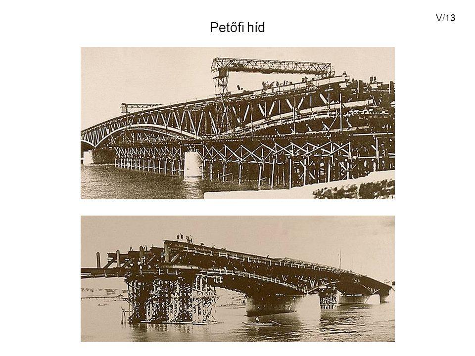 V/13 Petőfi híd