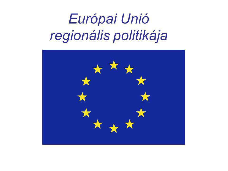 Európai Unió regionális politikája