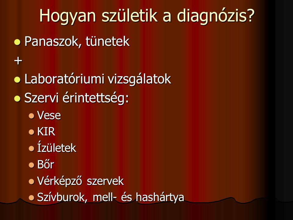 Hogyan születik a diagnózis.