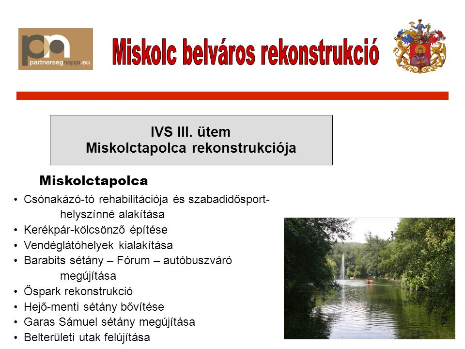 IVS III.