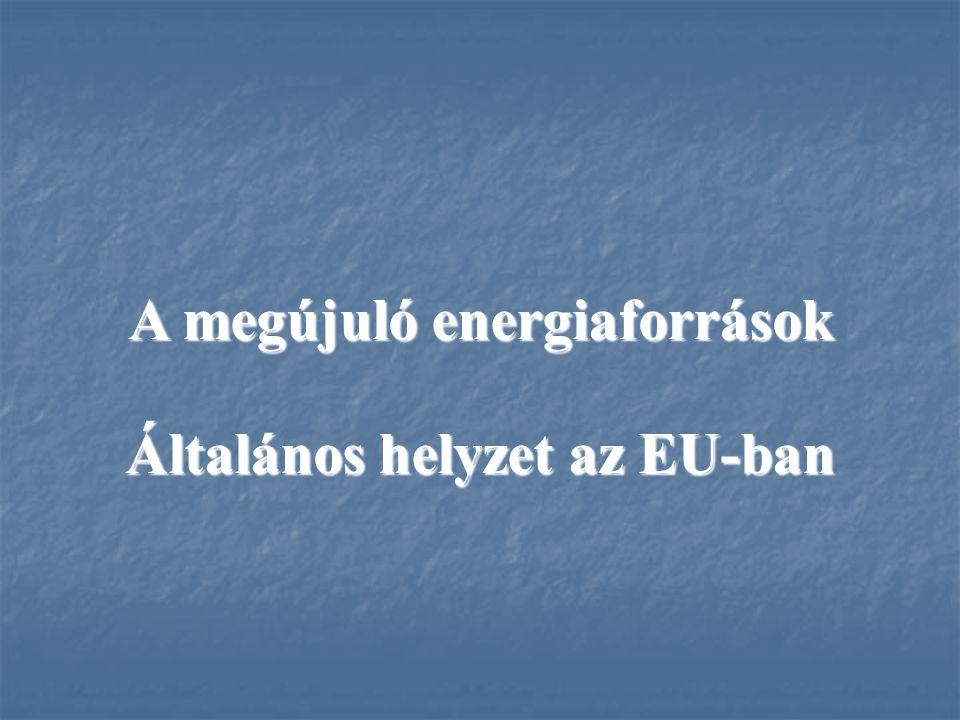 Európa és Magyarország szélenergia termelése a világ - szélenergia-termelését Németország vezeti: tavaly 18 428 megawattot állított elő belőle, és itt már az összes áramfelhasználás öt százalékát a szél fedezi; a világ - szélenergia-termelését Németország vezeti: tavaly 18 428 megawattot állított elő belőle, és itt már az összes áramfelhasználás öt százalékát a szél fedezi; Spanyolország követte 10 027 megawattal.