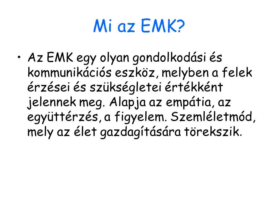 Mi az EMK.