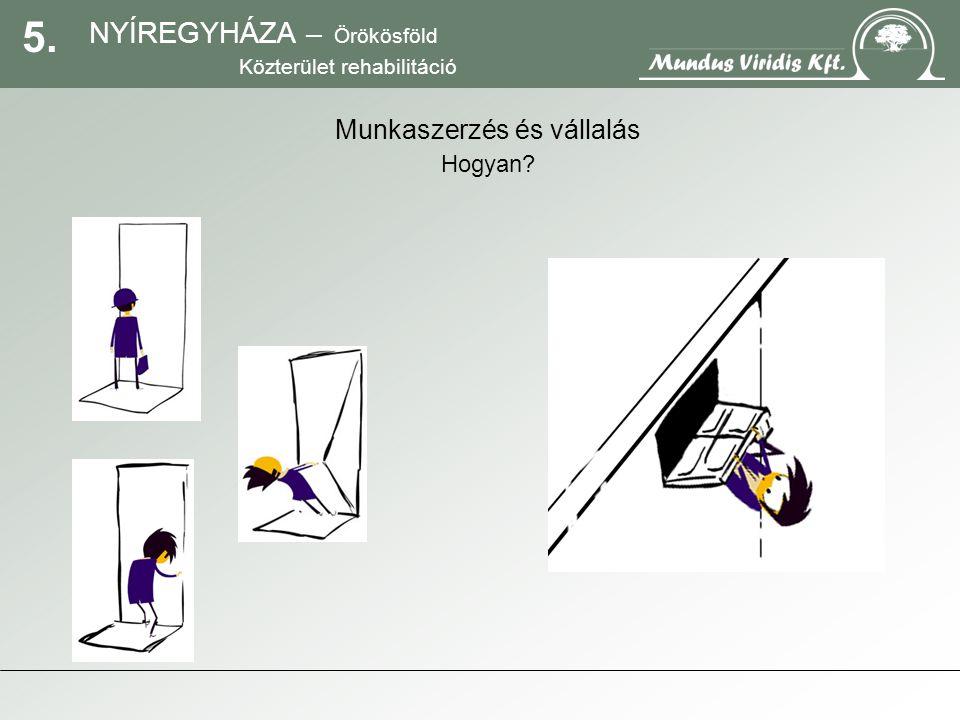 6. NYÍREGYHÁZA – Örökösföld Közterület rehabilitáció Geodéziai felmérés