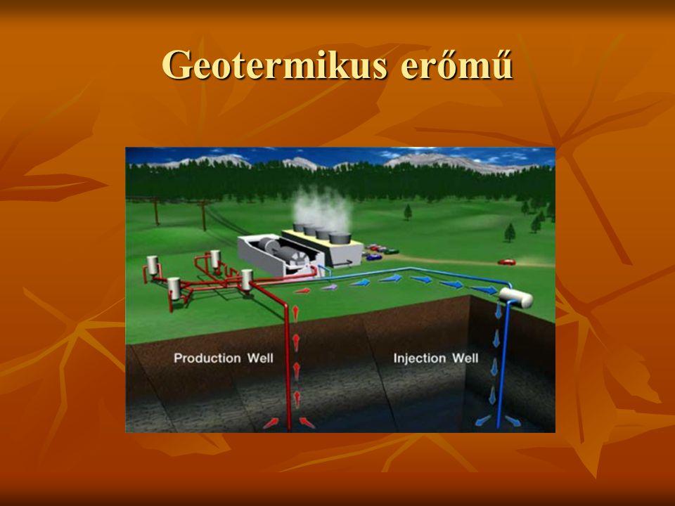 Geotermikus erőmű