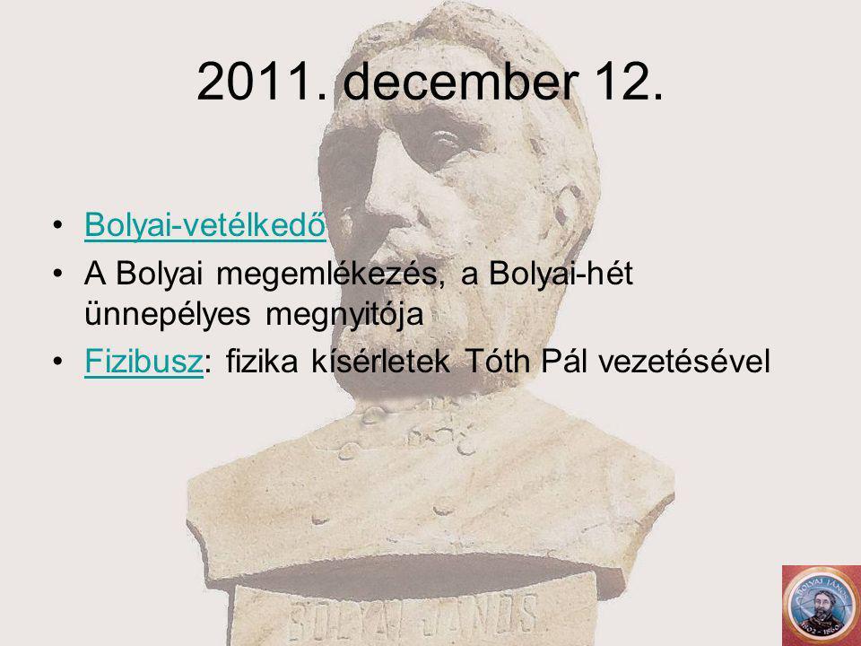 2011.december 13. Múzeumlátogatás a 7. és 8.