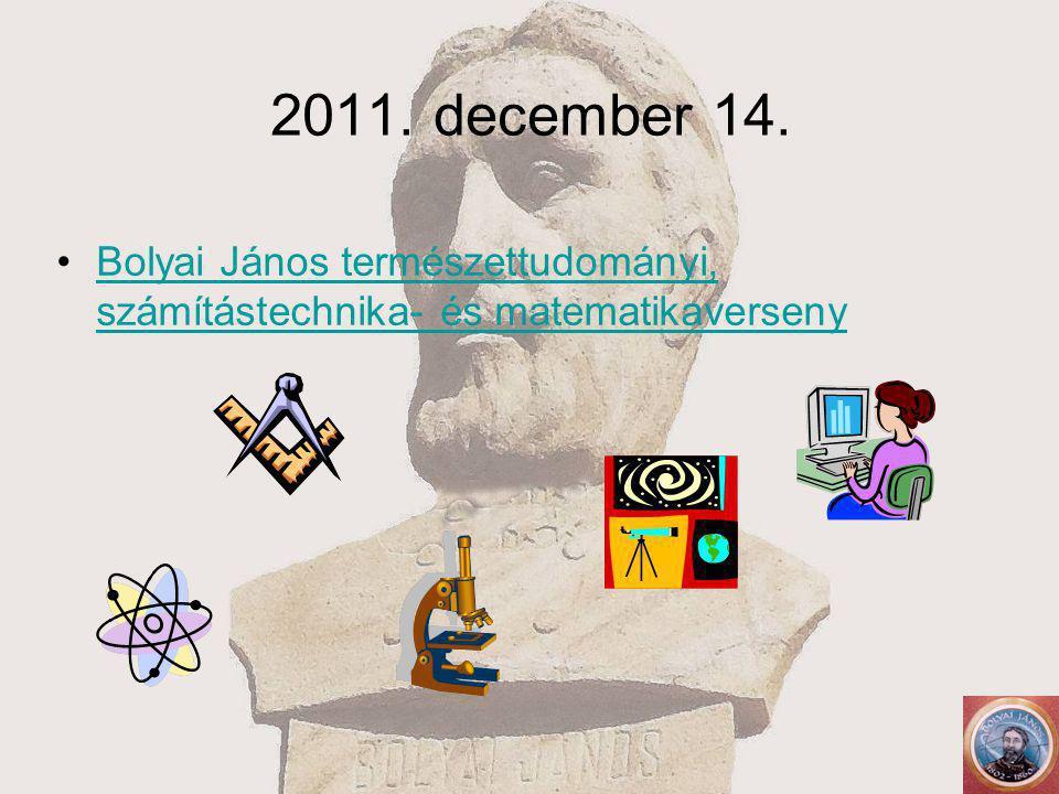 2011.december 15. Múzeumlátogatás a 6. és 7.