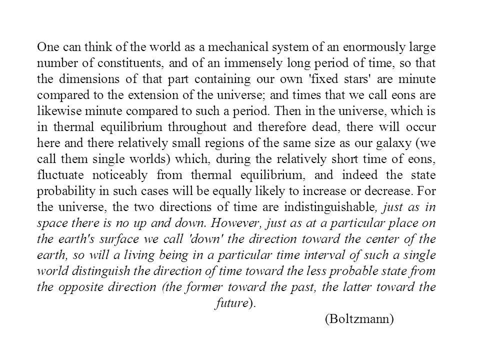 Kérdés: van-e a világ ezen aszimmetriáinak bármi köze a ahhoz, amit mi a bal és jobb irányokon értünk? Valószínűleg nincs, ha ugyanis valamifajta csod