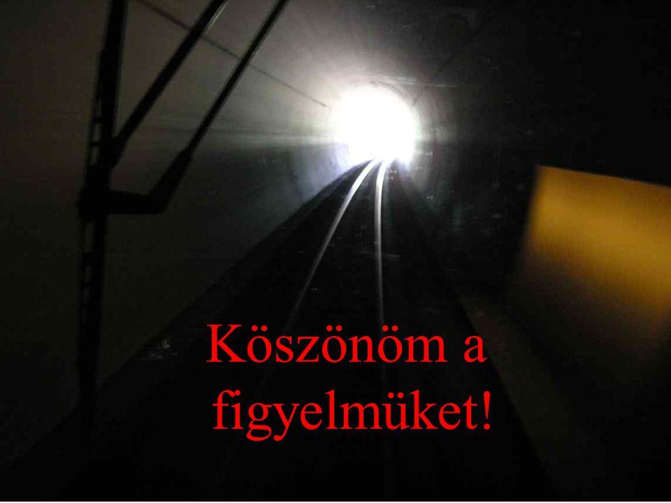 BME, Mérnöki Kamara, PQ ZRt. Pesti Béla MÁV Zrt. Pályavasúti Üzletág Köszönöm a figyelmüket!